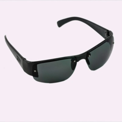 Alphaman Y.O.L.O. You Only Live Once Wrap-around Sunglasses