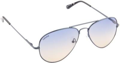 Voyage MG338 Aviator Sunglasses(Blue)