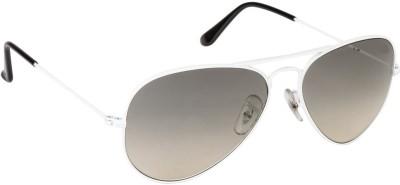 Ray-Ban RB3025032/32 Aviator Sunglasses(Grey)