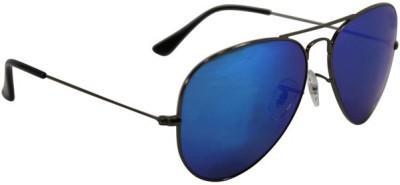 VIJEX MIRRORED Aviator Sunglasses