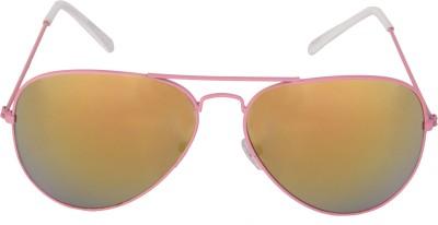 Yak International Feminine Aviator Sunglasses
