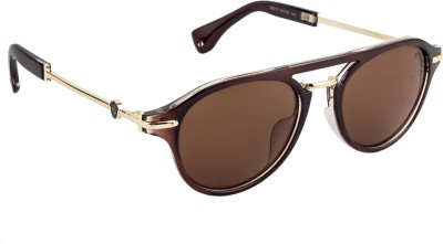 Farenheit Oval Sunglasses at flipkart