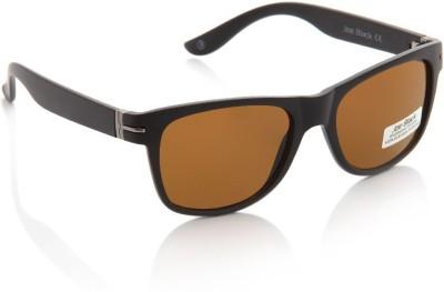 Joe Black JB-623-C4 Wayfarer Sunglasses(Brown)