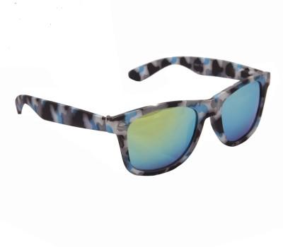Floyd W1_MILITARY_BLUE_EMERALD_MERCURY Wayfarer Sunglasses(Yellow)
