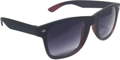 Epic Ink waymr01 Wayfarer Sunglasses(Black)