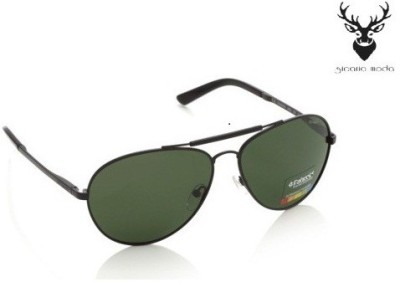 Sicario Moda POLARIZED Aviator Sunglasses