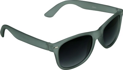 Garmor (8903522115172/Black Color Grey Frame) Wayfarer Sunglasses