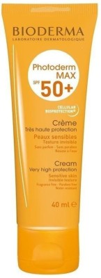 Bioderma Photoderm Max Spf 50 Cream 40ml - SPF 50+ PA+