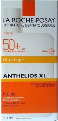La Roche-Posay non perfumed fluid - SPF 50 PA+