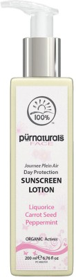 Pure Naturals Day Care Sunscreen Lotion - SPF 90