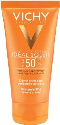 VICHY Ideal Soleil SPF 50 Velvety Cream - SPF 50 PA+