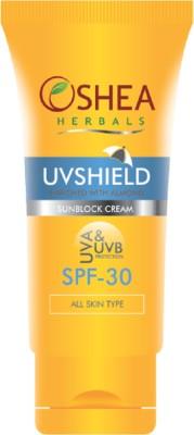 Oshea Herbals UVSHIELD - Sun Block Cream - SPF 30 PA+