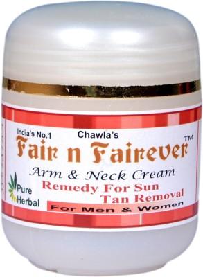 Fair n Fairever Arm & Neck Cream - SPF 0 PA+