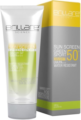 Brillare Science Green Sport - SPF 50 PA+++