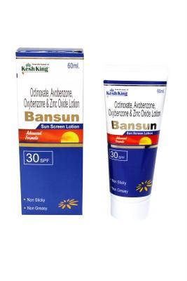 Bansun Ultra Protection Sunscreen - SPF 30 PA+++