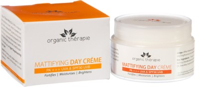 Organic Therapie MATTIFYING DAY CR??ME - SPF 30