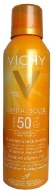 Vichy Capital Soleil Invisible Hydrating Mist Spray - SPF 50 PA+