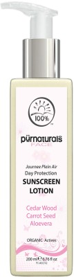 Pure Naturals Must Have Sunscreen Day Lotion - SPF 90