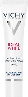 Vichy Ideal White Anti Sun Spots Daily Ultra Block - SPF 40