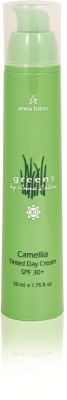 Anna Lotan Greens Camellia Tinted Day Cream Spf 30 - SPF 30 PA+