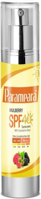 PARAMPARA MULBERRY SUNSCREEN WITH WHITENING EFFECT - SPF 40 PA+++