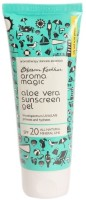Aroma Magic Aloe Vera Sun Screen Gel - SPF 20 PA++(100 ml)