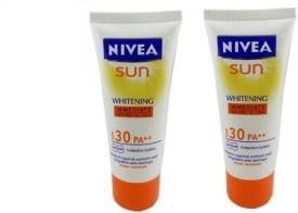 NIVEA SUN WHITENING IMMEDIATE PROTECTION - SPF 30 PA++ PA++