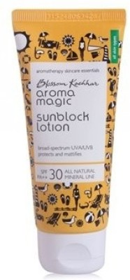 Aroma Magic Sunscreen (Sun Block) Cream - SPF 30 PA++