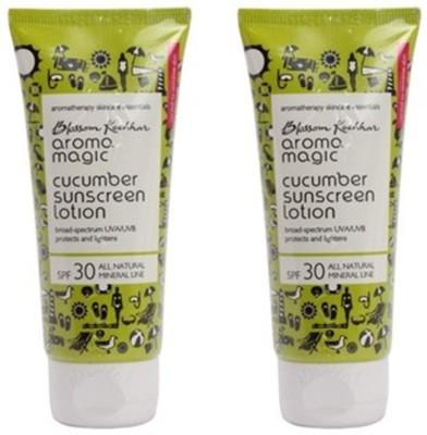 Aroma Magic Cucumber Sun Screen Lotion 2 - SPF 30 PA++