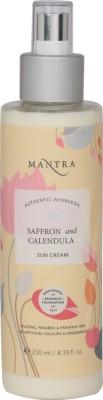 Mantra Saffron And Calendula Sun Cream - SPF 50 PA+