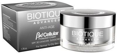 Biotique Advanced Protection Cream (SPF 30) 50 gm - SPF 30 PA+