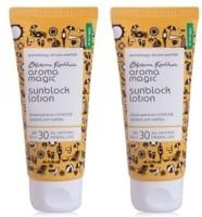 Aroma Magic Sunscreen - SPF 30 PA++(200 g)