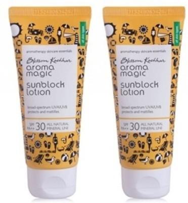 Aroma Magic Sunscreen - SPF 30 PA++
