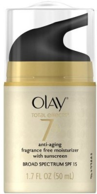 Olay Total Effects 7 - In - 1 Anti-Aging Uv Moisturizer - SPF 15