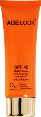 O3+ Agelock Multi-vitamin - SPF 40 PA+++
