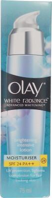 Olay White Radiance Advanced Whitening Moisturiser - SPF 24 PA++