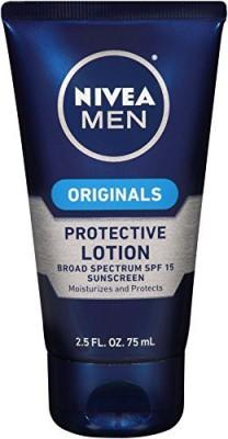Nivea Men Skin Essentials Protective Lotion - SPF 15