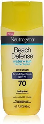 Neutrogena Beach Defense Sunscreen Lotion - SPF 70