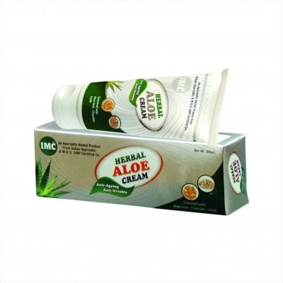 IMC Herbal Aloe Cream - SPF 50 PA+