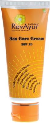 RevAyur Sun Care Cream - SPF 25
