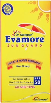 Dr. Morepen Evamore Sun Guard - SPF 50 PA++