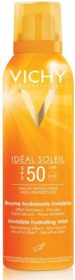 Vichy Ideal Soliel Spf 50+ Hydramist - SPF 50 PA+