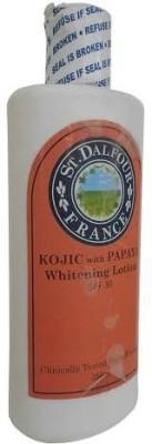 St Dalfour Kojic With Papaya Whitening Lotion - SPF 30 PA+