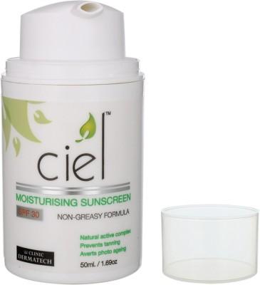 Ciel Moisturising sunscreen - SPF 30 PA+
