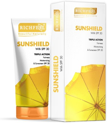 Richfeel Sunshield - SPF 30 PA++