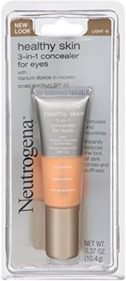 Neutrogena 3 - In - 1 Concealer For Eyes - SPF 20(10.4 g)