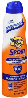 Banana Boat Sport Performance UltraMist Continuous Spray Sunscreen - SPF 100 PA++