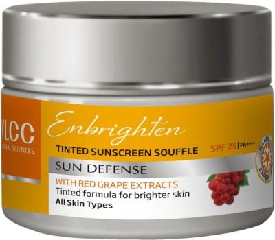 VLCC Enbrighten Tinted Sunscreen Souffle - SPF 25