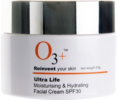 O3+ Moisturising & Hydrating Facial Cream - SPF 30