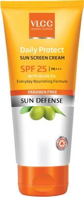 VLCC Daily Protect Sunscreen Cream - SPF 25 PA+++